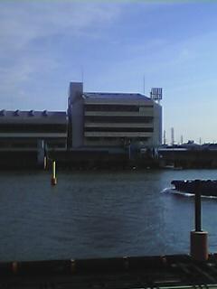 船堀の競艇場
